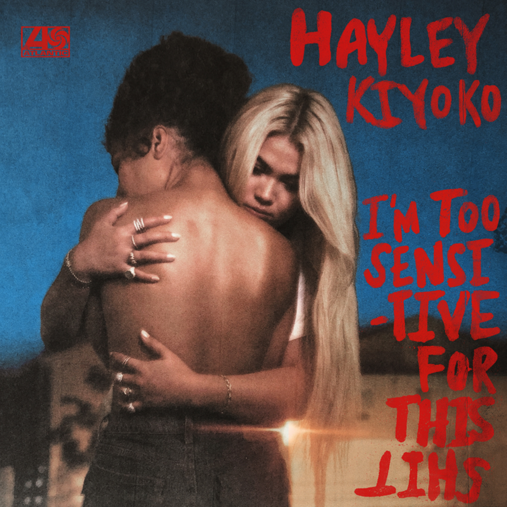 hayley kiyoko album cover