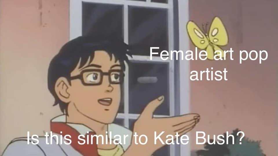 is this kate bush meme